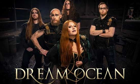 "DREAM OCEAN Release Electrifying Music Video for New Single ""The Great Silence"""