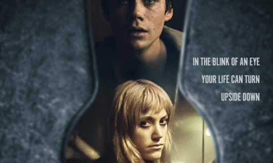 Dylan O'Brien Stars in the Mind-Bending Thriller FLASHBACK