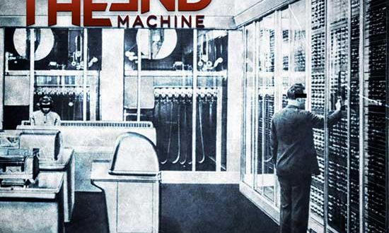 """THE END MACHINE'S """"PHASE2"""" Out Today!"""