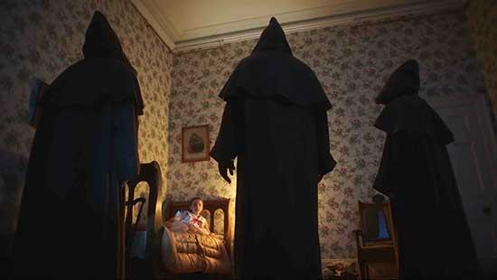 Shudder Release New Trailer for Chris Smith's Acclaimed Supernatural Horror THE BANISHING