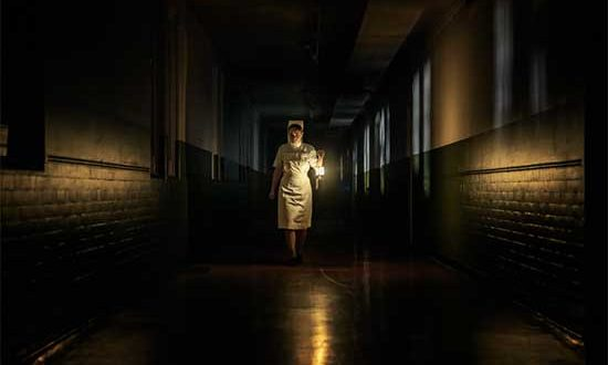 "Corinna Faith's Haunted Hospital Horror ""THE POWER"" Now On Shudder"