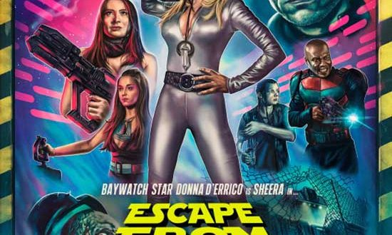 Escape From Area 51 gets release date, teaser and new poster