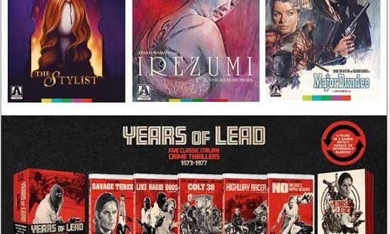 Arrow Video US – June 2021 Release Schedule
