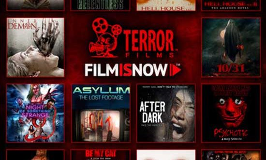 TERROR FILMS Teams with FILMISNOW for the Release of Twenty-three Horror Titles!