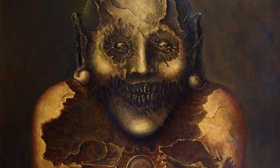 Horror Art: Aguirre Ramon