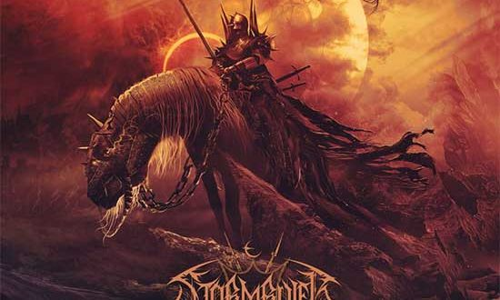 """St. Louis Black Metal Duo STORMRULER Reveals Scorching New Track, """"At The Cliffs Of Azure City"""" + New Video"""