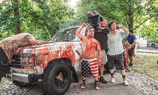 Two Teens with Down Syndrome Made Their Dream Zombie Movie. This is The Story of How They Did It