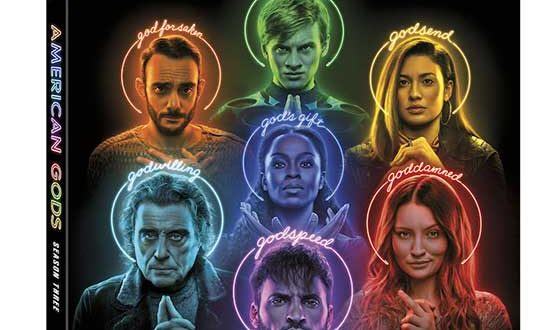 American Gods Season Three arrives on Blu-ray and DVD 7/27