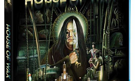 'House of Wax' Collector's Edition Blu-Ray from Scream Factory Coming July 13