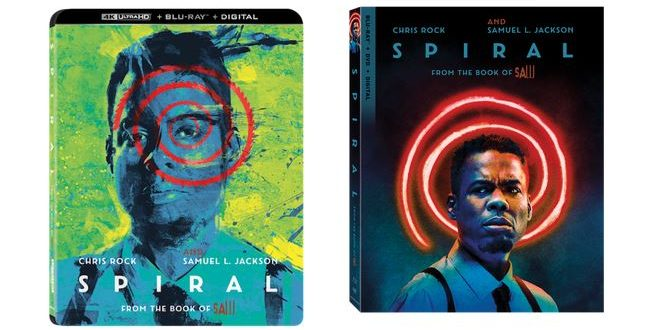 Spiral arrives on Digital 7/13 and on 4K, Blu-ray, DVD, and On Demand 7/20