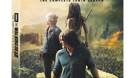 Lionsgate Announce: The Walking Dead Season 10 arrives on Blu-ray and DVD 7/20