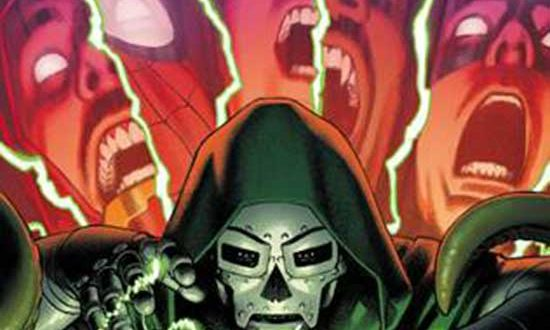 THE MARVEL UNIVERSE DESCENDS INTO CHAOS IN THE DARKHOLD ALPHA!