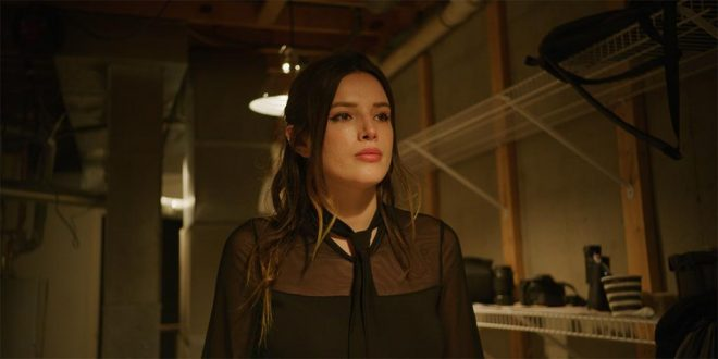 """Bella Thorne Stars in Tense New Thriller """"MASQUERADE"""" in Select Theaters, on Digital and On Demand July 30 from Shout! Studios"""