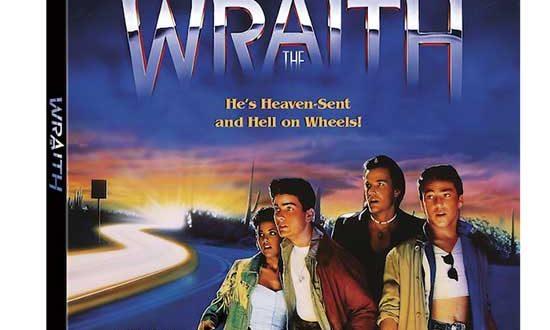 The Wraith arrives on Blu-ray 7/20