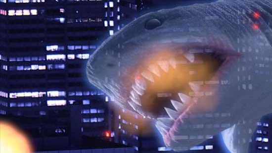 FIRST LOOK PHOTOS : Ouija Shark 2 – Wrap your jaws around this!