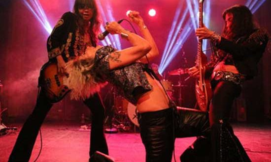 Punch Cancer Announces Lez Zeppelin to rock the Great American Music Hall Aug. 21