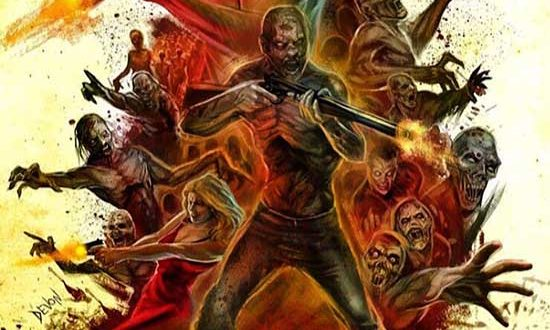 ZOMBIE WITH A SHOTGUN Exclusive
