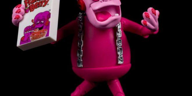 Count Chocula & Franken Berry Action Figures coming this Halloween