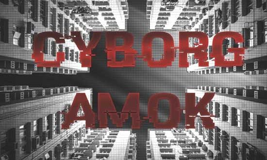 Gothic/Post-Punk Duo, CYBORG AMOK Bring Darkness & Hope With Debut LP
