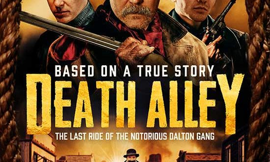 DEATH ALLEY out on Demand & Digital Tomorrow August 3