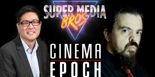 The Super Media Bros Podcast with Filmmaker Geno McGahee (Rise of the Scarecrows: Hell on Earth)