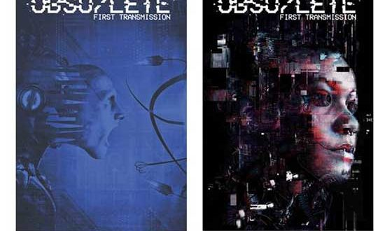 Horror comic OBSO/LETE Coming October 2021