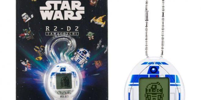Star Wars Tamagotchi R2-D2 Digital Pet Coming December 2021