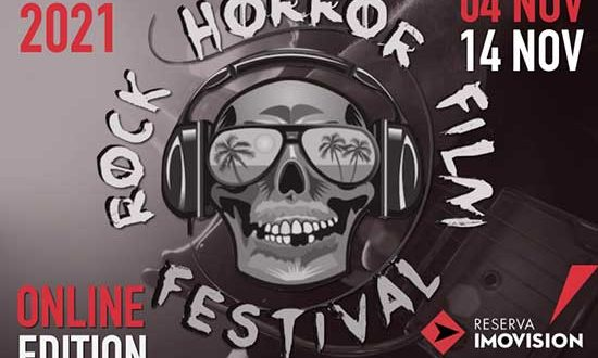ROCK HORROR FILM FESTIVAL 2021 ROLLS IN NOVEMBER AT RESERVA IMOVISION