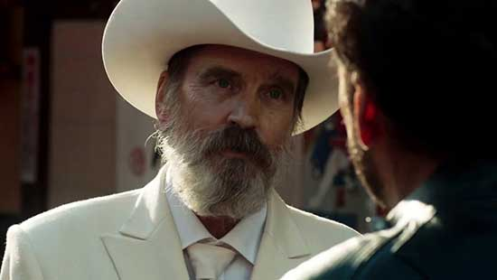 Interview: Bill Moseley (Prisoners of the Ghostland)