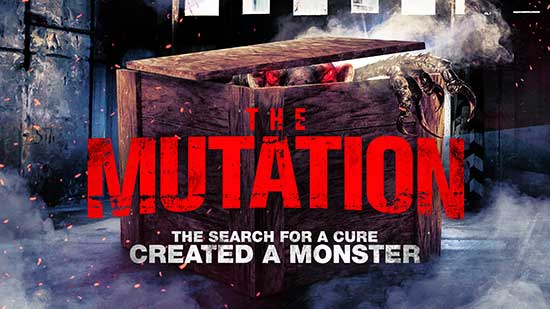 *Official Trailer* THE MUTATION