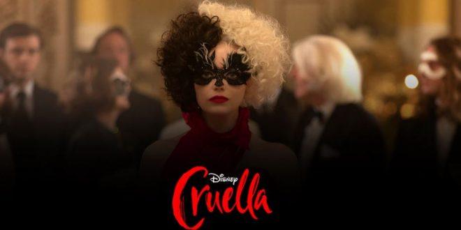 HNN Giveaway: Win Blu-ray Combo Pack of Disney's CRUELLA starring Emma Stone