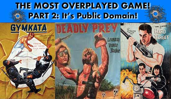 The Most Overplayed Game! A Century of Hunting Humans on Film – Part 2
