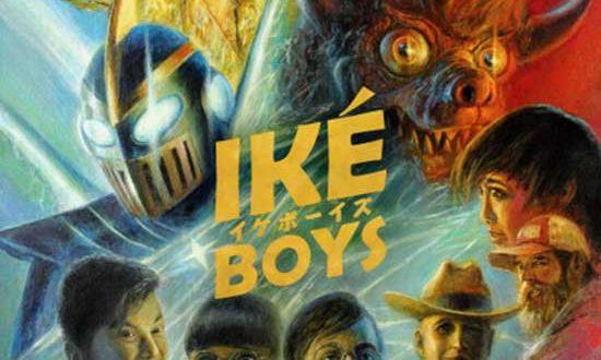 **Official Clip & Poster** IKÉ BOYS starring Quinn Lord, Ronak Gandhi, Christina Higa, Billy Zane, Yumiko Shaku, Ben Browder