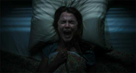Jesse Plemons and Keri Russell in Guillermo del Toro produced ANTLERS | In Cinemas 29 October & Opening Celluloid Screams Festival 21 October