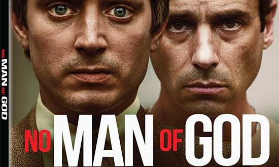 NO MAN OF GOD Available on DVD and Blu-ray October 19, 2021