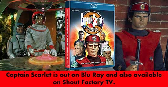 Captain Scarlet and the Mysterons (1967-1968)