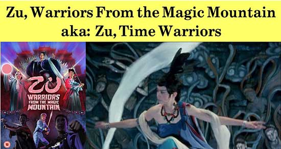 Film Review: Zu, Warriors from the Magic Mountain (1983)