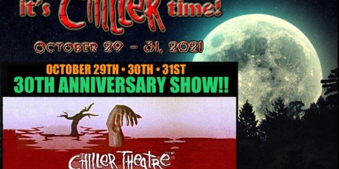 Chiller Theatre Halloween Weekend 2021 Arrives Following Pandemic