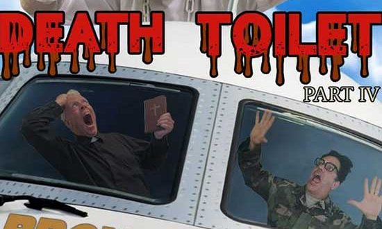 My Film Death Toilet 4: Brown Snakes on A Plane
