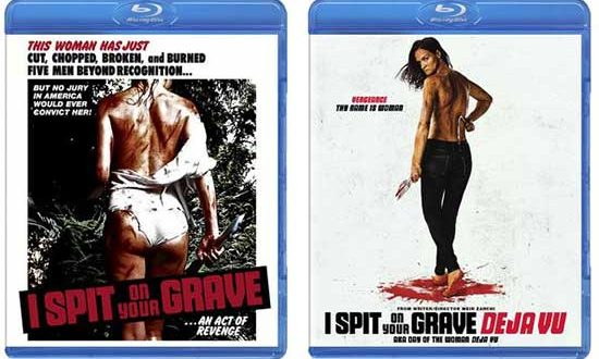 I Spit on Your Grave (1978) and Deja Vu coming to Blu-ray