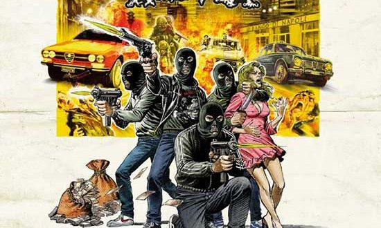 "NAPOLI VIOLENTA: Neapolitan crime syndicate's grinders premiere single ""Diamonds and Crust"", new album ""Neapolitan Power Violence"" out soon"