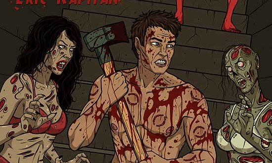 Book Review: Night of the Undead Whores – Author Eric Kapitan