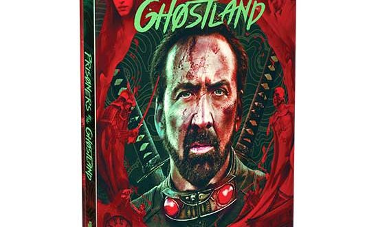 PRISONERS OF THE GHOSTLAND – Available on DVD, Blu-ray and 4K UHD/Blu-ray SteelBook on November 16, 2021