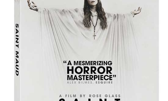 Lionsgate Announce: Saint Maud arrives on Blu-ray (plus Digital) and DVD 11/30
