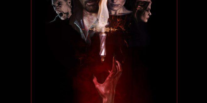 "Official Poster / Teaser Trailer ""War of Powers"" stars Vern Wells, Jimmy Drain, Richard Tyson, Vida Ghaffari, Harley Wallen, & Sparkle Soojian"