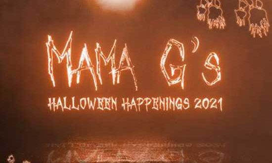 """Hi Mike!! DIAMOND DOG ENTERTAINMENT'S INAUGURAL """"MAMA G'S HALLOWEEN HAPPENINGS 2021"""" TAKES OVER THE BOURBON ROOM IN LOS ANGELES, CA OCTOBER 28-31"""